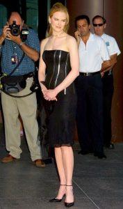 Nicole Kidman in her revenge dress