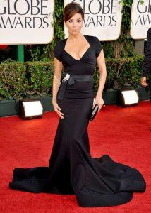 Eva Longoria in her revenge dress