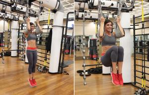 որովայնի մկանները մարզող վարժություններ