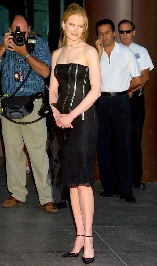 Նիկոլ Քիդմանը և իր վրիժառու զգեստը