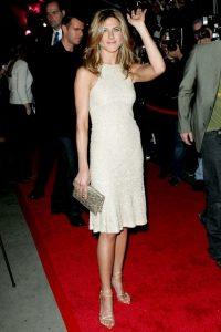 Jennifer Aniston in her revenge dress