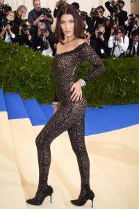Bella Hadid in her revenge dress