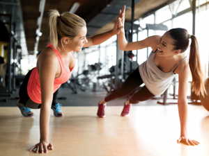 մարմինը մարզող վարժություն