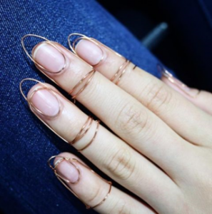 jewelry on nails