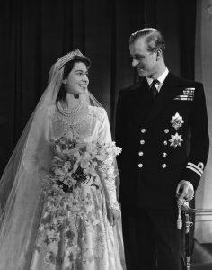 Queen Elizabeth's Wedding fails