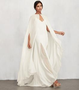 թիկնոցով զգեստ` նոր հարսանյաց թրենդ