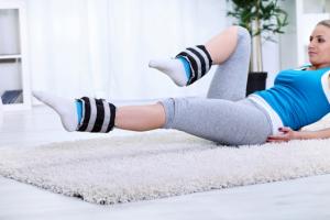 վարժություն` ոտքերով