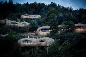 luxury place to travel in Rwanda