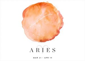 aries - horoscope sign
