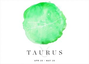 taurus- zodiac sign