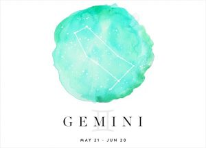 gemini - horoscope sign