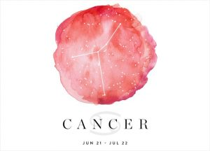 cancer - zodiac sign