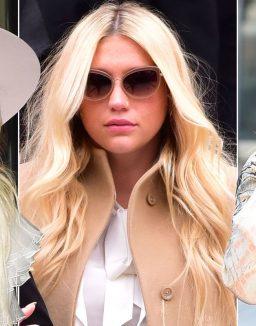 Lady Gaga, Kesha, and Katy Perry