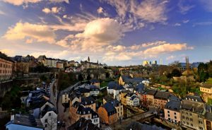 Luxembourg - one of the richest countries