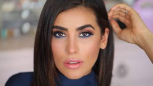 navy blue eyeliner - allergy tips