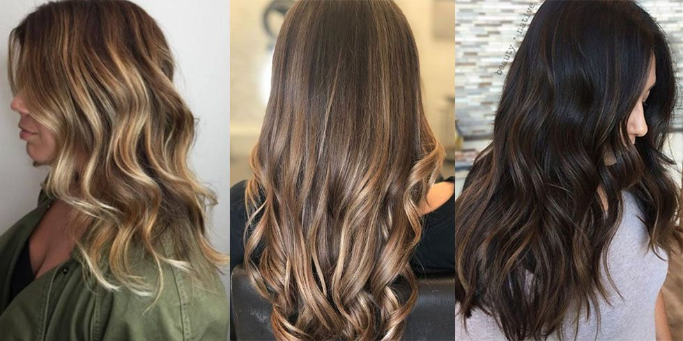 Hair Color In Style: Trendy Hair Colors Of 2019