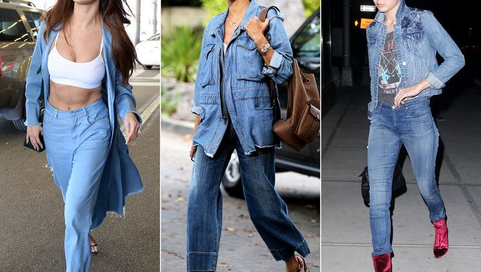 denim looks